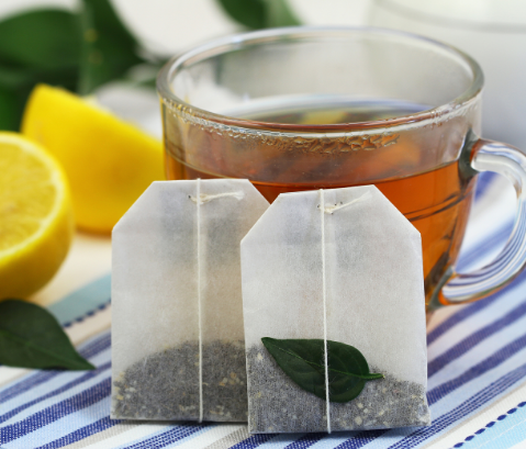 tea baegs ka upyog kren