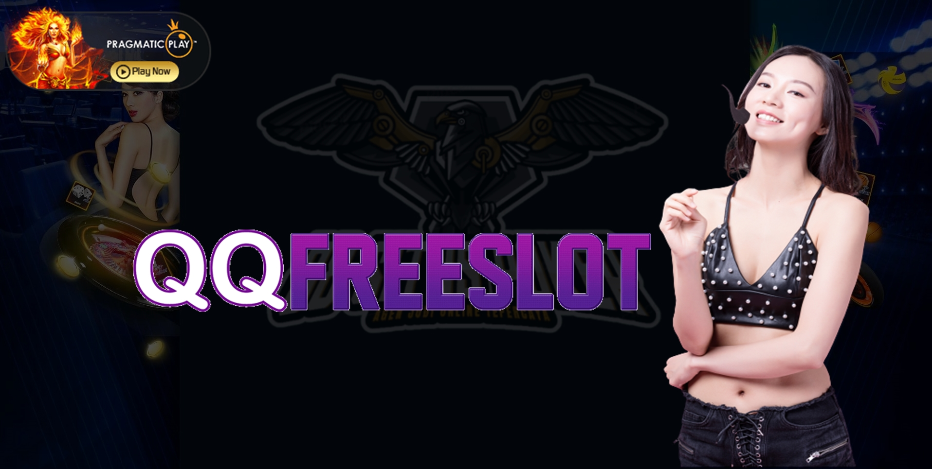 QQfreeslot Situs Agen Judi Slot Deposit Pulsa Tanpa Potongan
