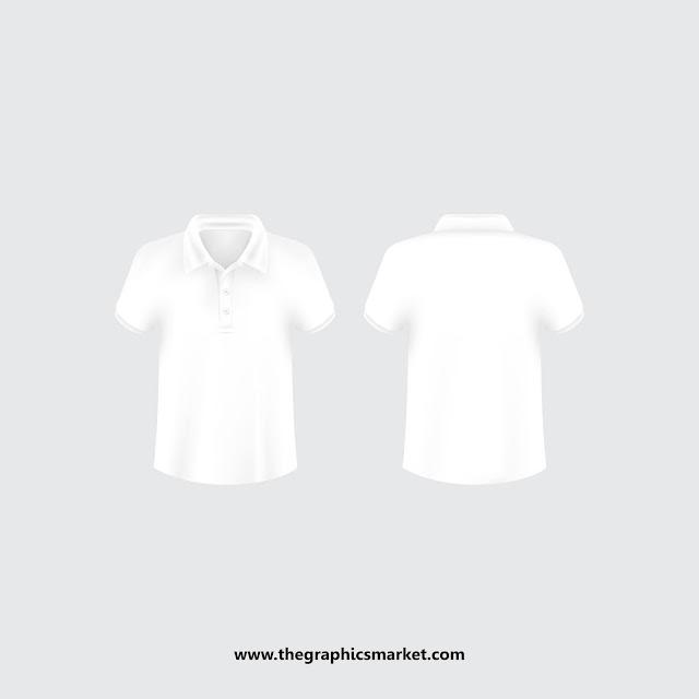 White T Shirt Mockup Free Download