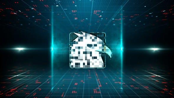 Videohive - Tech Digital Logo 23011145