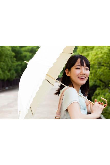 吉岡里帆 Riho Yoshioka Weekly Georgia No 78 Extra Pics 13