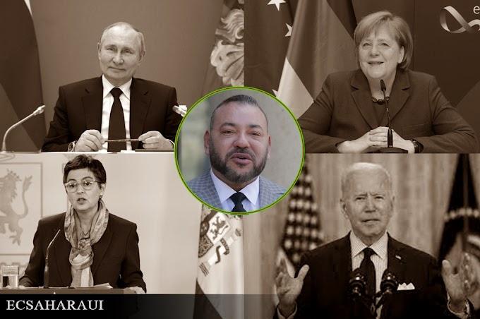 🔴 Un batacazo tras otro: Rusia, EE.UU, la UE y la Unión Africana dan la espalda a Marruecos a falta de la decisión del TJUE.
