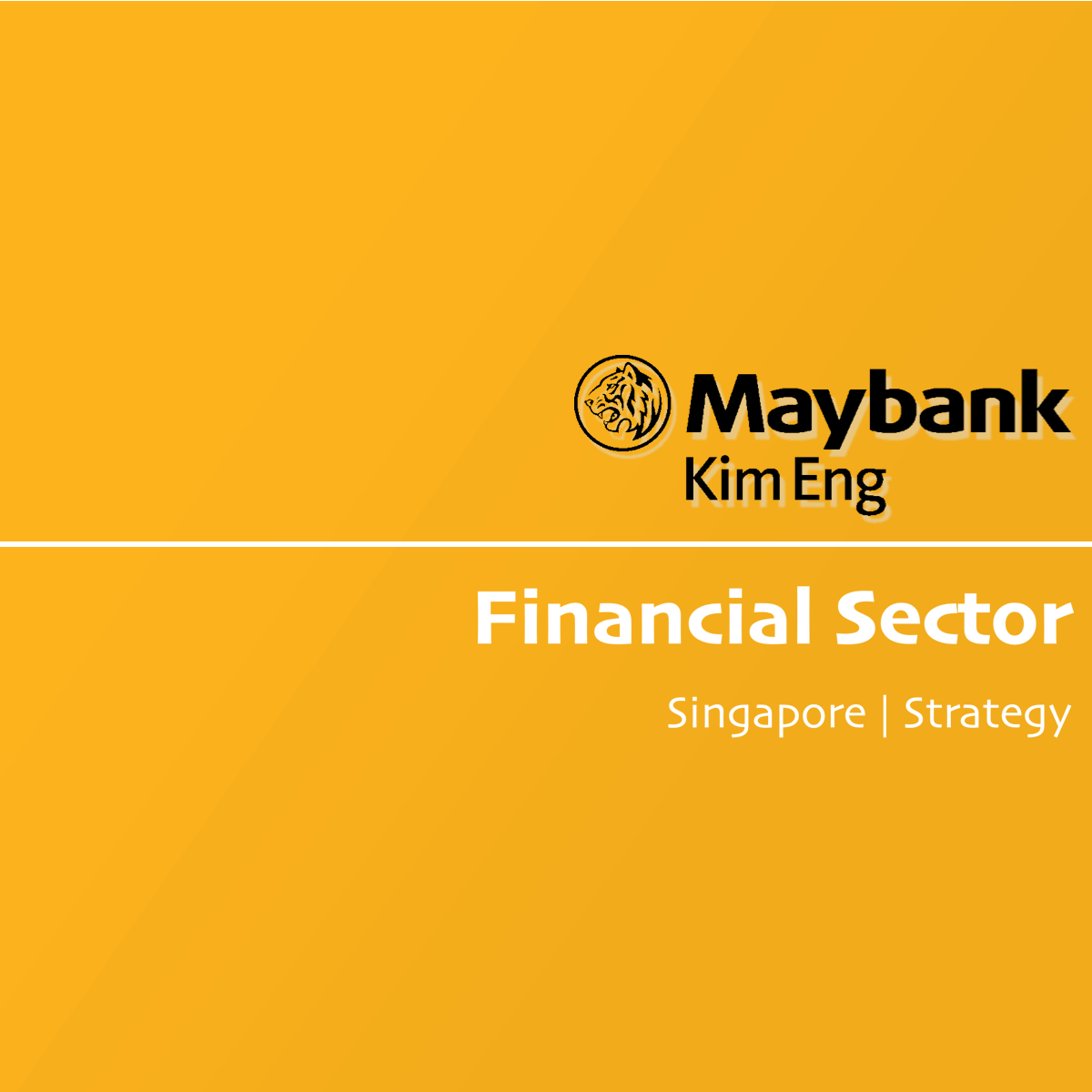 Financial Sector Outlook - Maybank Kim Eng Research | SGinvestors.io