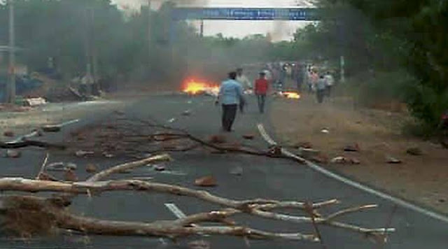 Madhya Pradesh farmers' protests turn violent
