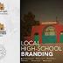 Almoravides High school - Outat El Haj Branding