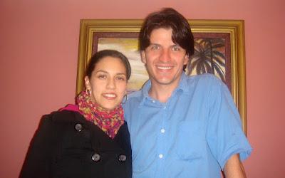 Kelly Rodriguez Murcia y Ricardo Astrauskas