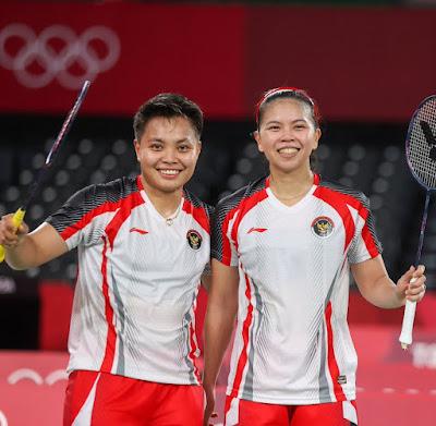 Atlet badminton indonesia