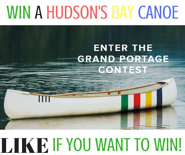 Canada Contest Win a Canoe