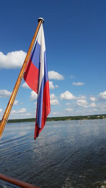Schiffsreise Russland