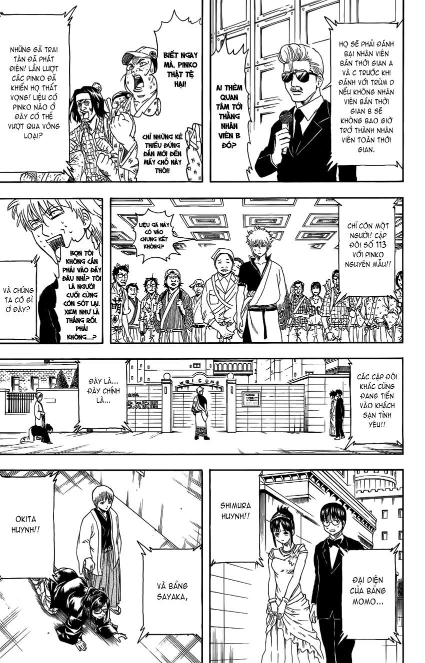 Gintama Chap 350 page 8 - Truyentranhaz.net