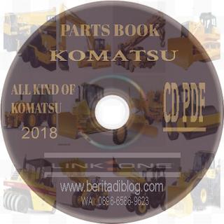 Komatsu Parts Book