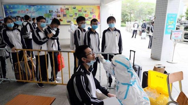 Menutup Kantin, Membawa Bekal Sendiri Hingga Screening Kesehatan, Skenario New Normal Belajar di Sekolah