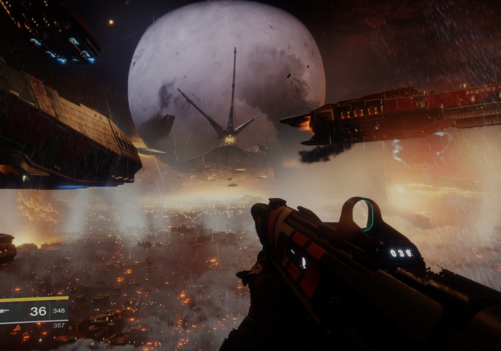 Destiny: Setting Without a Plot