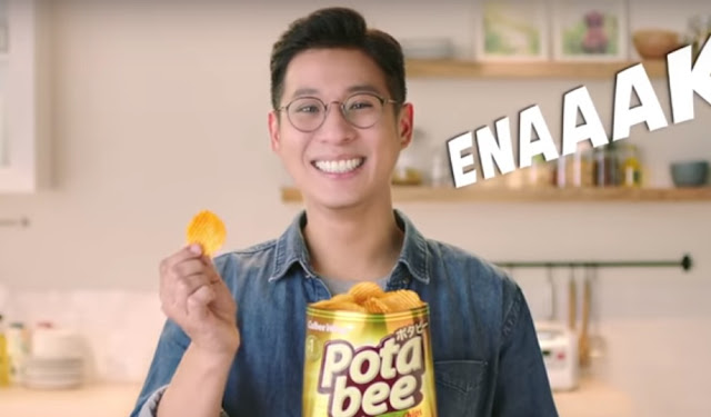 Nama Cowok Iklan Potabee BBQ - Daging Sapi Panggang
