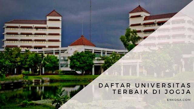 Daftar Universitas Terbaik di Jogja