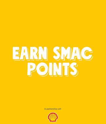 Earn SMAC Points by Purchasing Shell Fuel