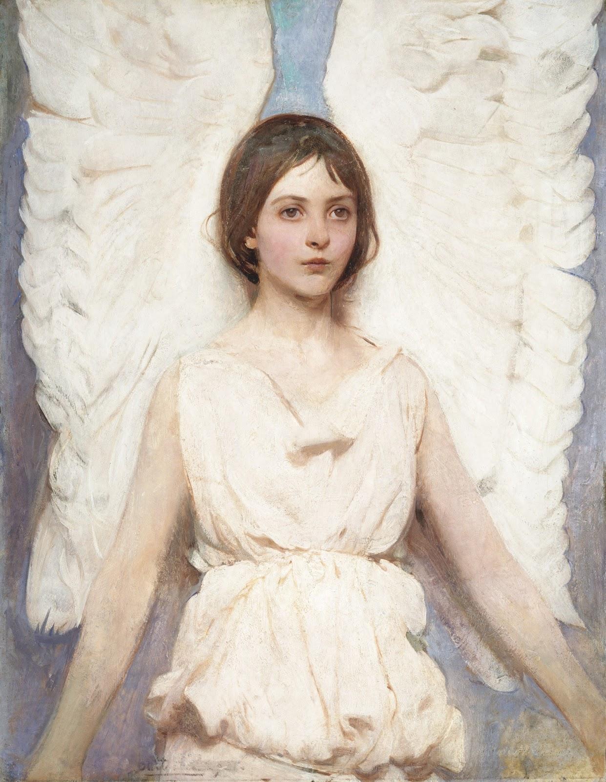 The Beautiful Angels of Abbott Handerson Thayer ...