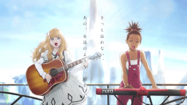 download carole and tuesday sub indo