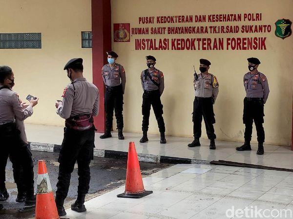 Soal Lebam di Jenazah Anggota FPI, RS Polri: Itu Lebam Mayat