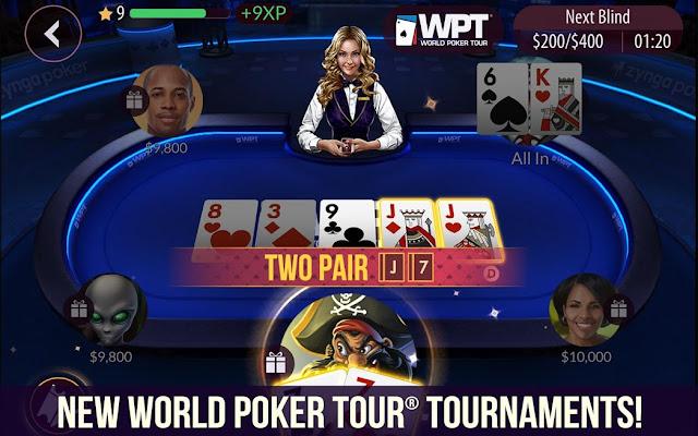 Game Poker Untuk Latihan Main Judi