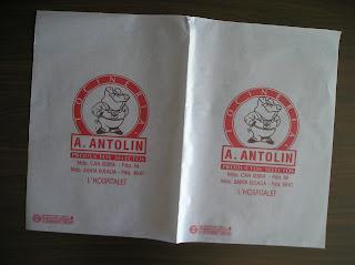 papel para jamón