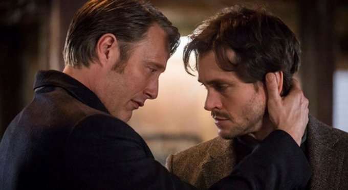Hannibal Lecter y Will Graham (Hannibal)
