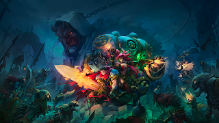 Battle Chasers Nightwar HD Wallpaper