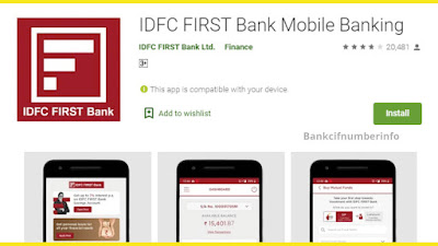 Add Nominee in IDFC First bank using app