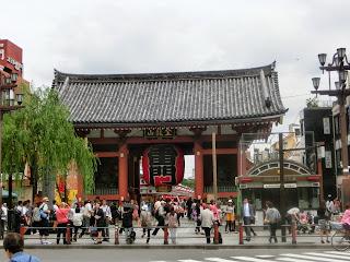 浅草寺雷門