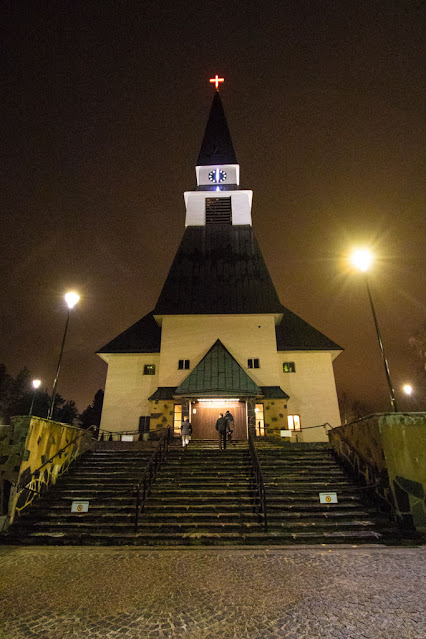 Rovaniemen Kirkko-Rovaniemi