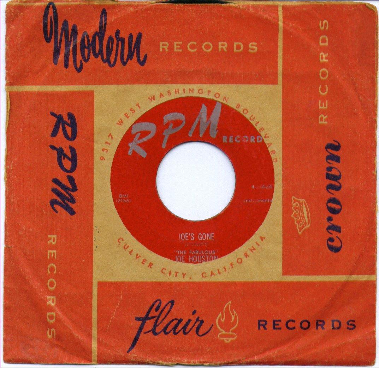 Joe Houston - Rockin And Rollin