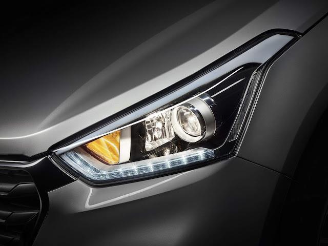 Novo Hyundai Creta 2017 - Brasil