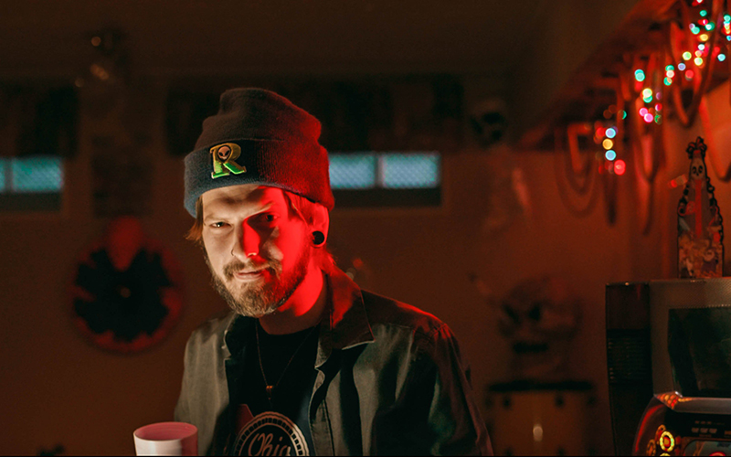 """Artist and musician Skuff Micksun is conquering creatures and musical genres in """"Strange"""" Official Video"""