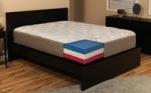 Dreamfoam Bedding Mattress UD Freedom