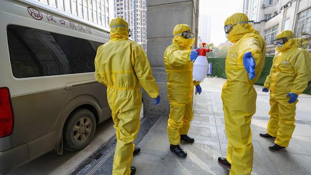 China espera ter epidemia de Covid-19 sob controlo no final de abril