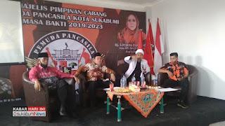 Organisasi Pemuda Pancasila (PP) Kota Sukabumi
