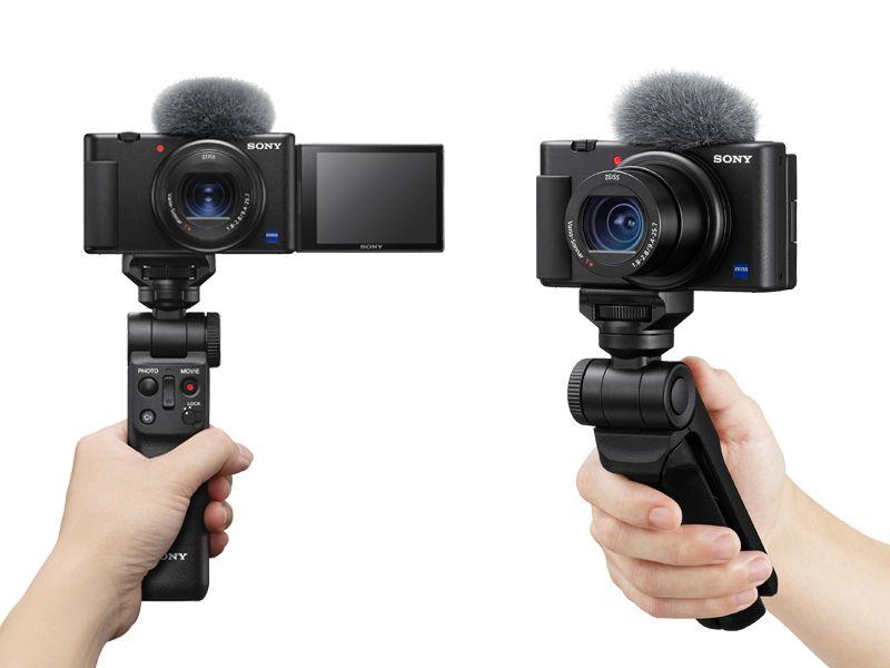 Sony ZV-1 с пультом