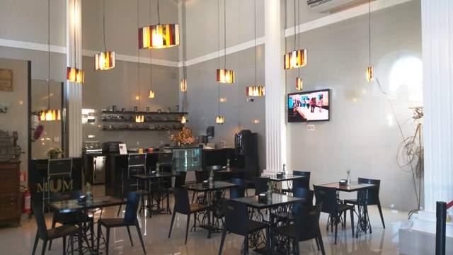 Café no Museu da Moda, em Canela