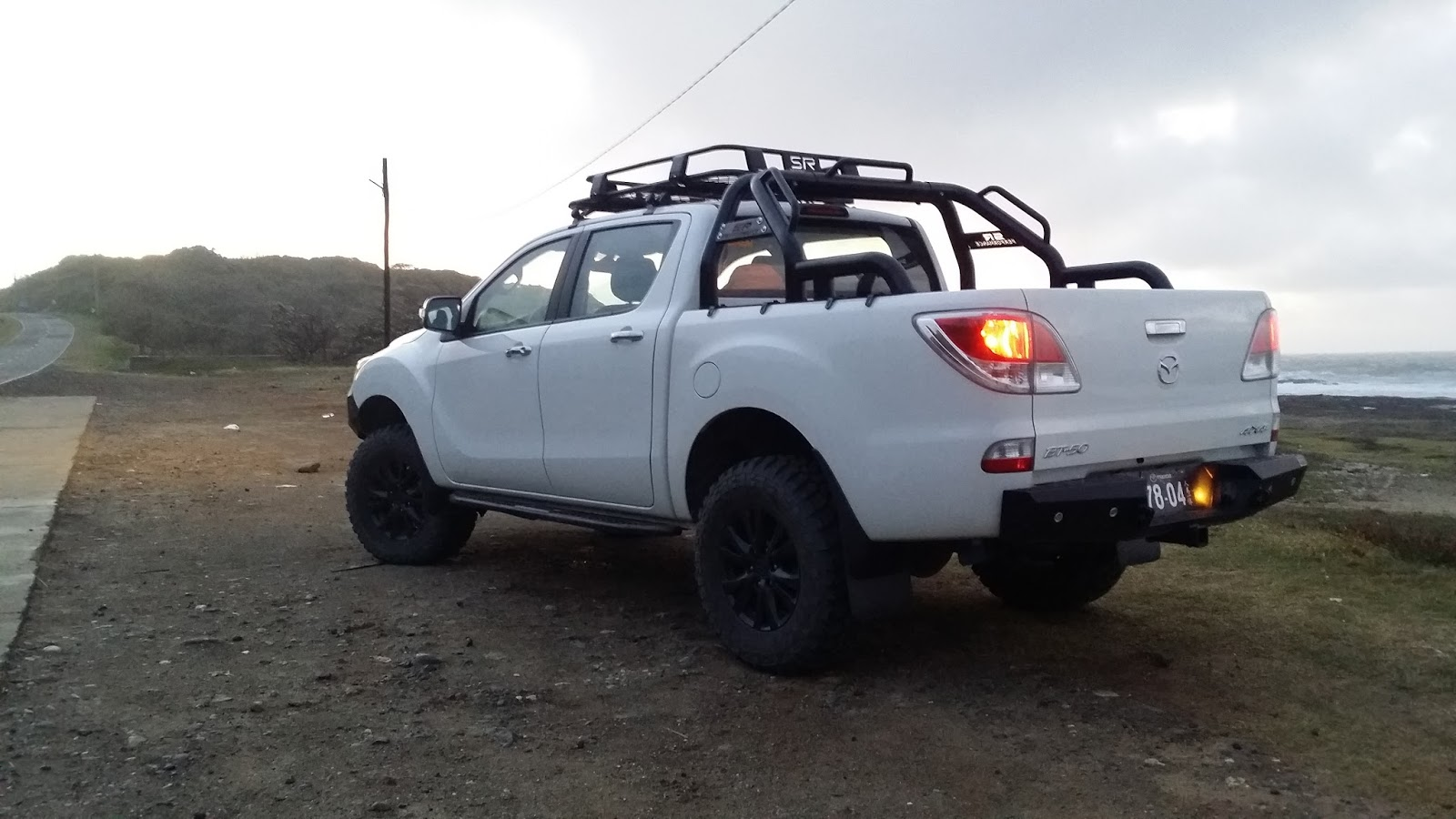 mazda bt 50 4x4 the beast that conquered the north beautiful life. Black Bedroom Furniture Sets. Home Design Ideas