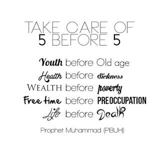 Ingat 5 sebelum 5