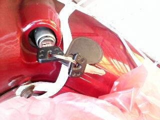 Gambar kunci motor