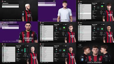 PES 2021 Facepack AC Milan