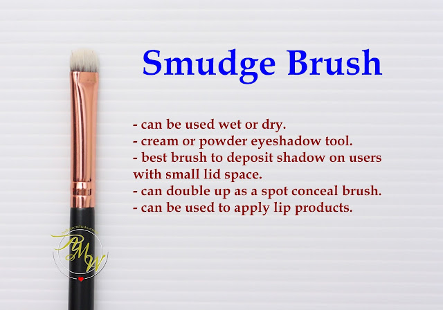 a photo of Riot Smudge Brush