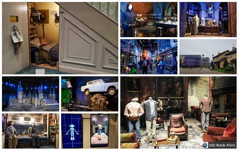 Passeio Harry Potter na Warner Bross - Diário de Bordo - 5 dias em Londres