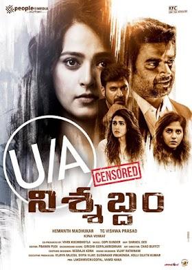 Nishabdam movie 2020 | Review and Casting
