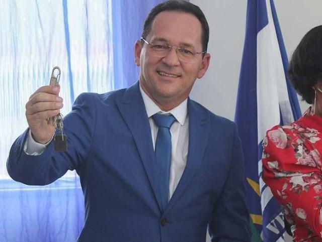 Professor Gileno anuncia entrega de obras e inauguração no aniversário de Muniz Ferreira