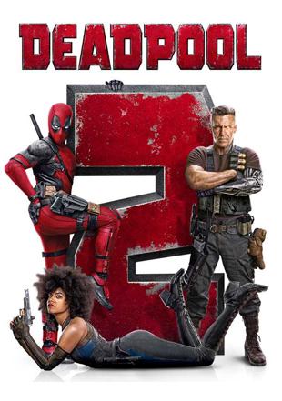 Deadpool 2 2018 Full Hindi Movie Download Dual Audio BRRip 720p