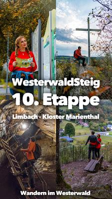 WesterwaldSteig 10. Etappe Limbach - Kloster Marienthal  Kroppacher Schweiz und Schieferbergwerk Assberg 22