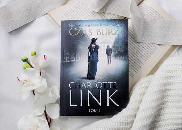 """Czas burz"" Charlotte Link"