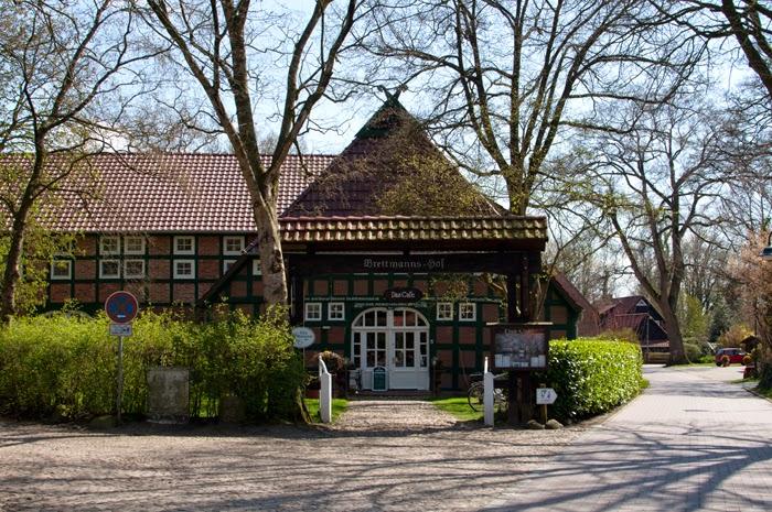 GERMANY: Fischerhude (Lower Saxony)   Wanderwings